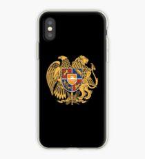 Armenian Coat of Arms iPhone Case