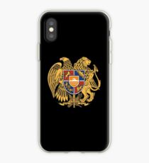Vinilo o funda para iPhone Escudo armenio
