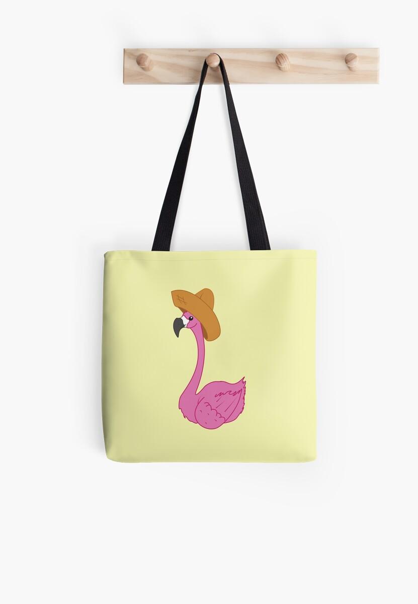 Chillin Summer Flamingo by CloudWalker Designs