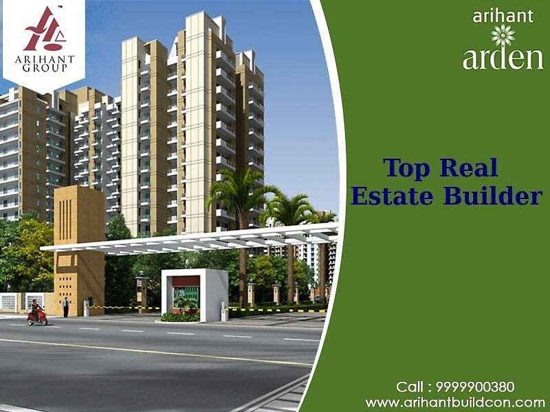 Real Estate Project in Greater Noida West by arihantbuild