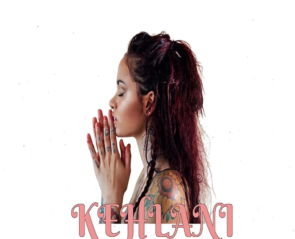 Kehlani  by Tin Ahh