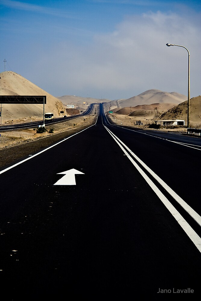 Road to new year's eve II by Alejandro Lavalle