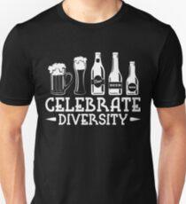 Celebrate Diversity Shirt Unisex T-Shirt