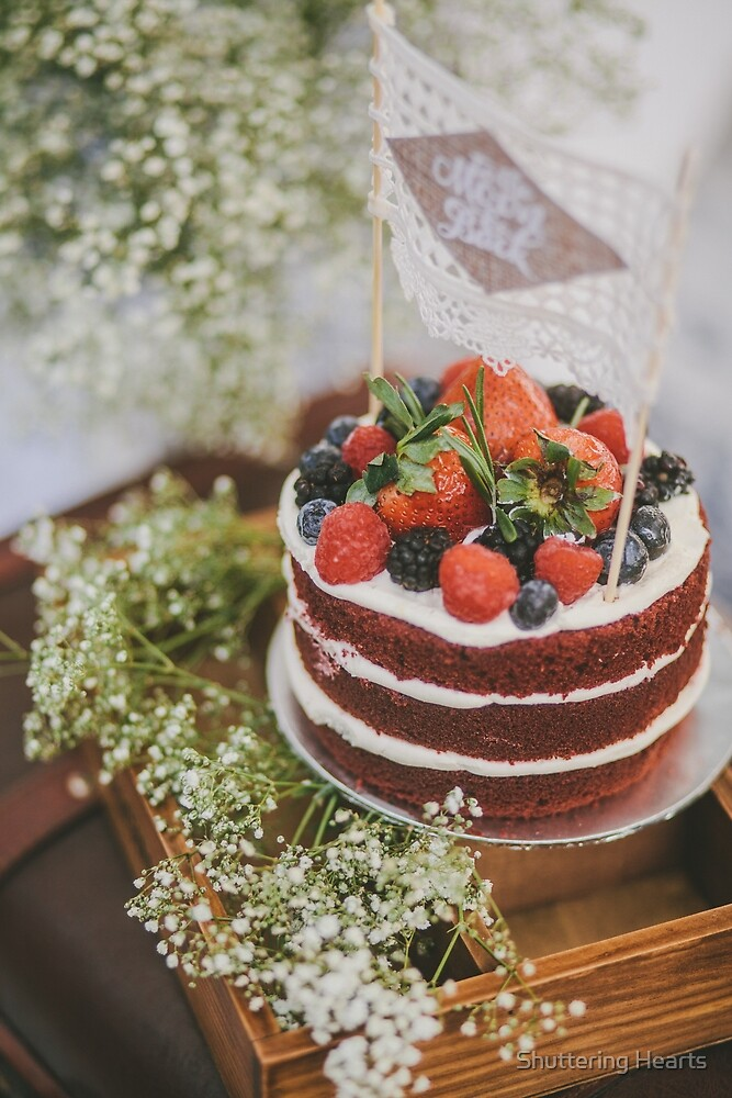 Cake by Shuttering Hearts