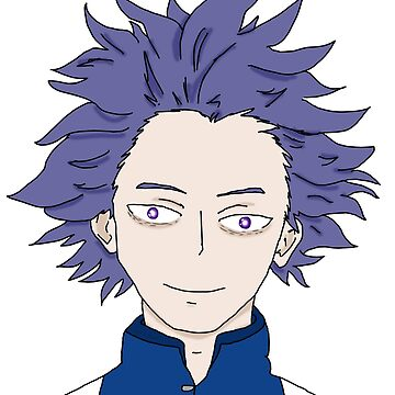 My Hero Academia Shinso Hitoshi by spiderboom