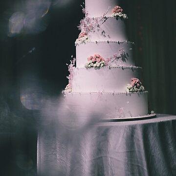 Wedding cake by TanShingYeou