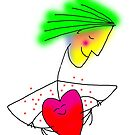My Heart Feels Good by Angela Treat Lyon