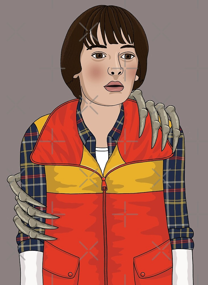 Will Byers Stranger Things by lizzybassett