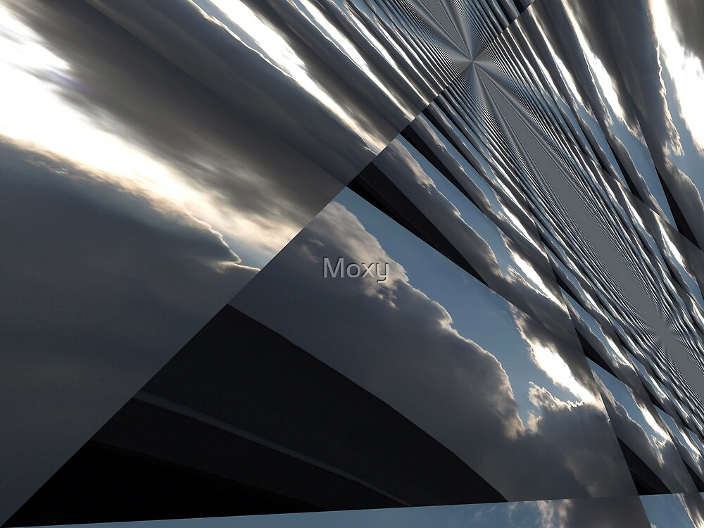 Cloud Projection by Moxy