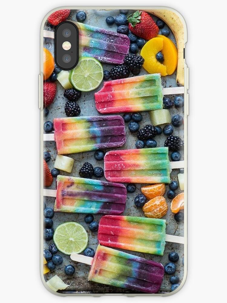 Fruity Ice Lollies by Arjan Schuurman