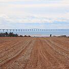 CONFEDERATION Bridge Prince Edward Island Canada by AnnDixon