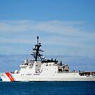 Der nationale Sicherheitsschneider USCGC Waesche. von StocktrekImages
