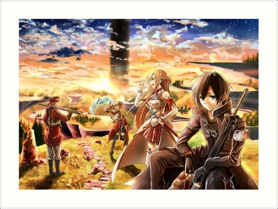 Final Mision Kirito Team by FriendsLove
