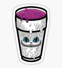 LEAN CUP CHESHIRE Sticker