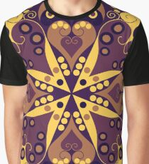 Abstract ethnic ornament Graphic T-Shirt