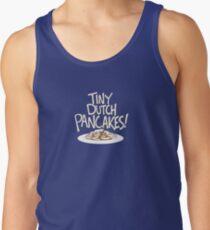 Tiny Dutch Pancakes! Tank Top