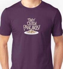 Tiny Dutch Pancakes! Unisex T-Shirt