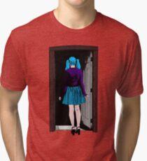 One Door Opens Tri-blend T-Shirt