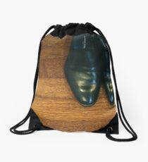 Wood Drawstring Bag