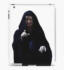 Theresa May - Emperor Palpatine iPad Case/Skin