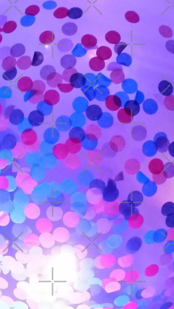 Polka Dot Fiesta by mysteriousways