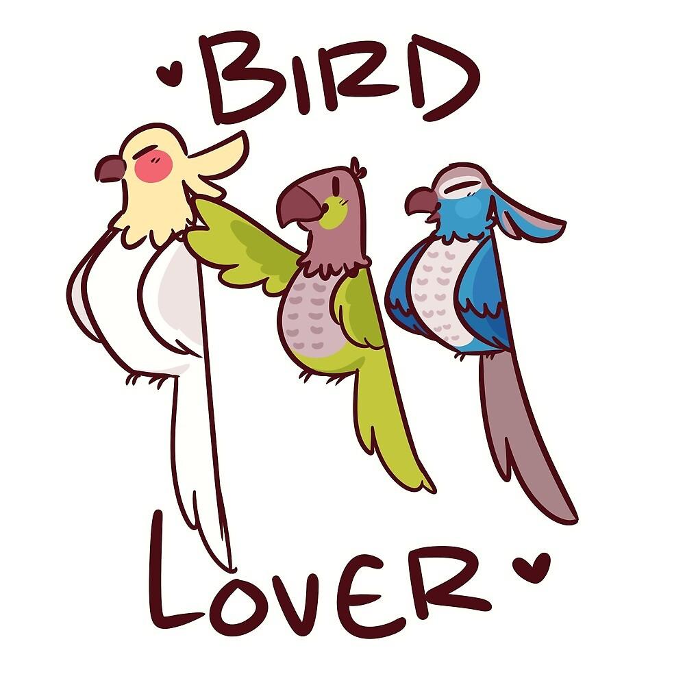 Bird Lover by ArtisticEternal