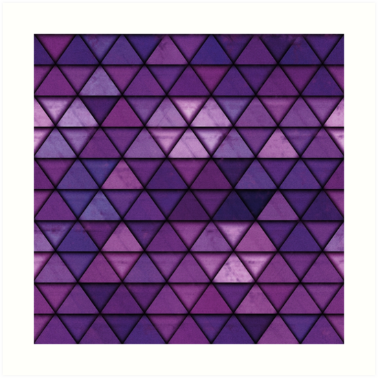 Abstract geometric Background #14 by Amir Faysal