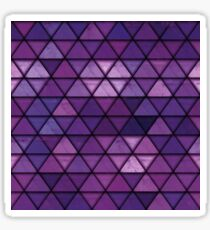 Abstract geometric Background #14 Sticker