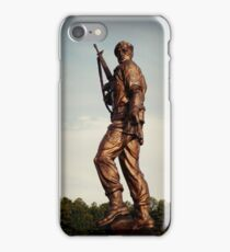 Special Forces Monument iPhone Case/Skin