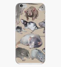 Rat lover iPhone Case