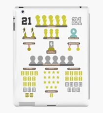 The Big Fundamental's Trophy Room iPad Case/Skin