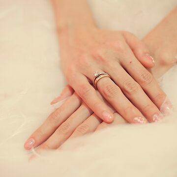 Hand  by TanShingYeou
