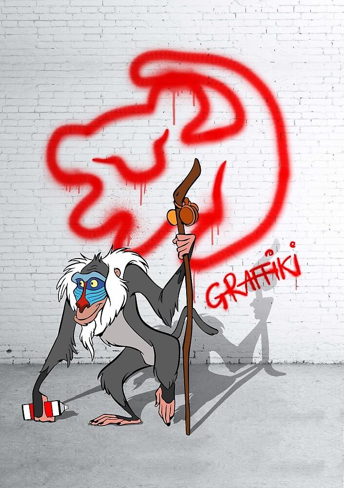 Graffiki by Ben Harman