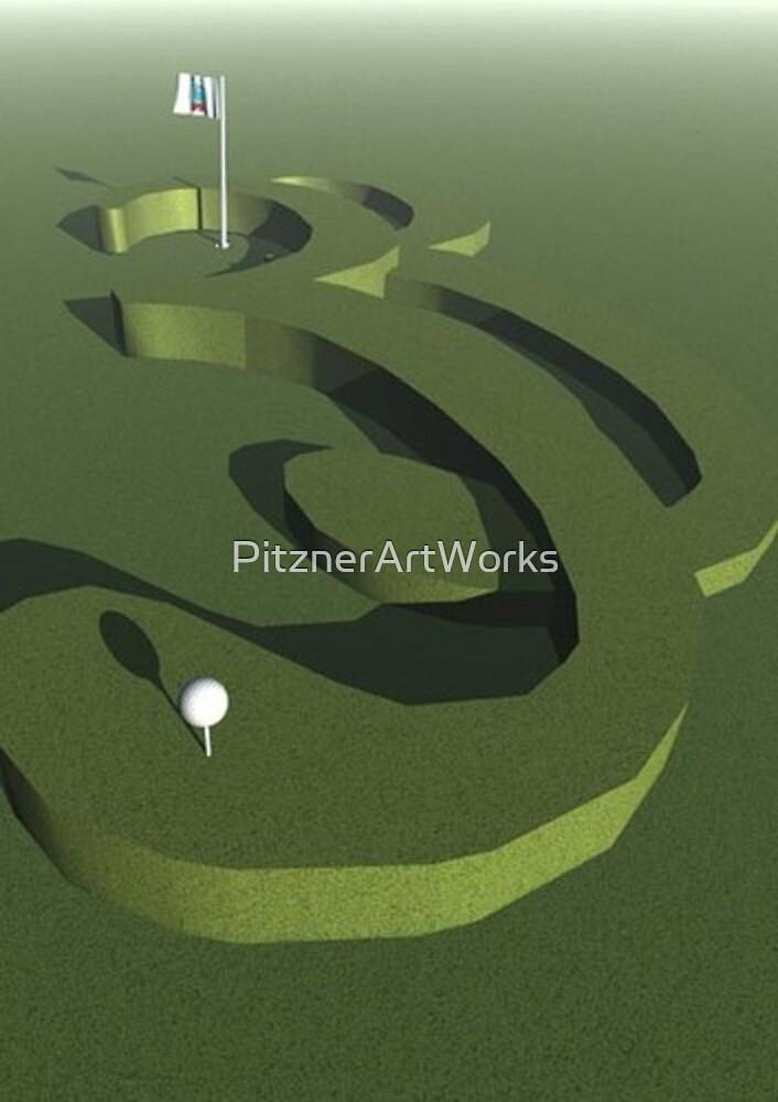 PAR 3 by PitznerArtWorks