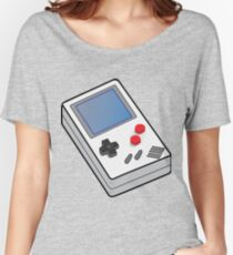 Gameboy Old School Women's Relaxed Fit T-Shirt