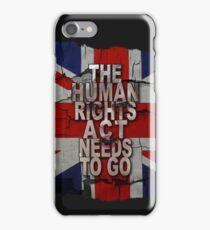 Theresa May Quote iPhone Case/Skin