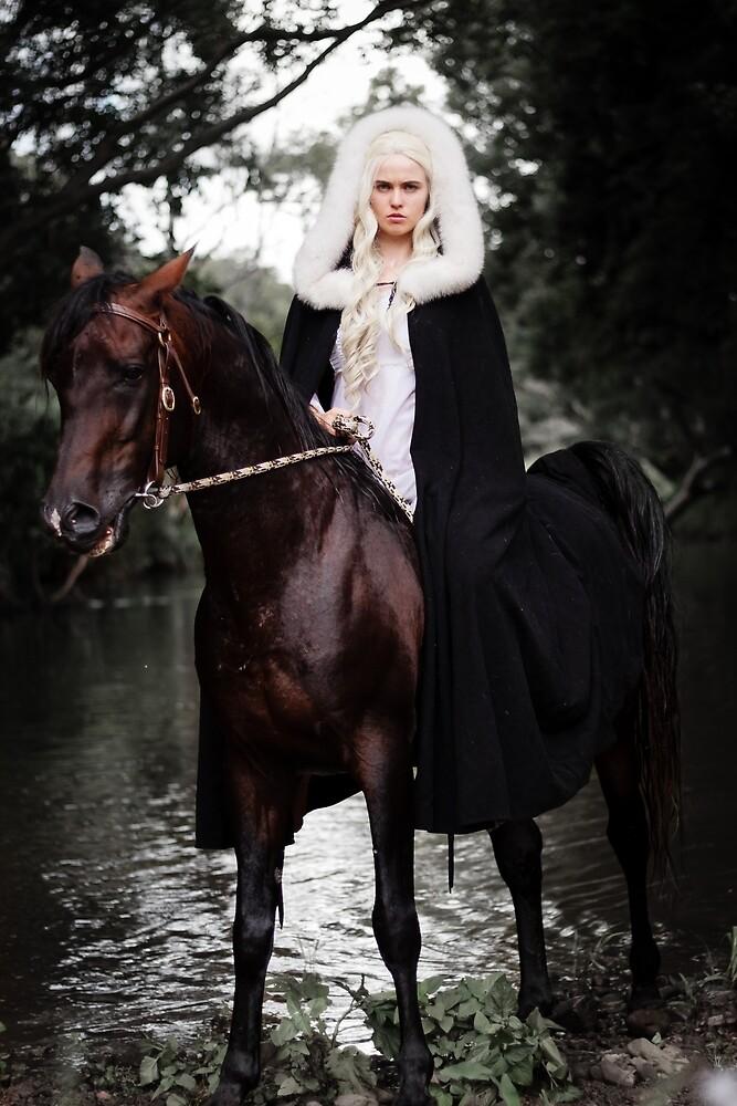 Mother of Horses by AmeldasEmporium