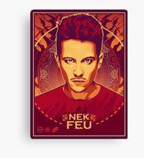 Nekfeu Canvas Print