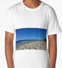 Beautiful Beach in Australia.  Long T-Shirt