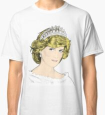 Diana - Queen of Hearts Classic T-Shirt