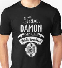 Team Damon Salvatore T-Shirt
