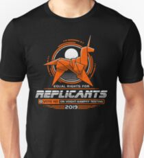 Equal Rights for Replicants Unisex T-Shirt