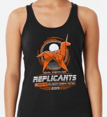 Equal Rights for Replicants Women's Tank Top