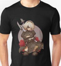 NieR: Automaten 2B Slim Fit T-Shirt