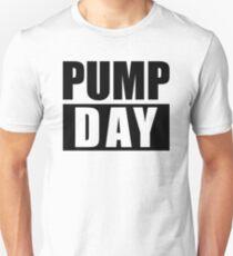 Pump Day - Gym Fitness Unisex T-Shirt