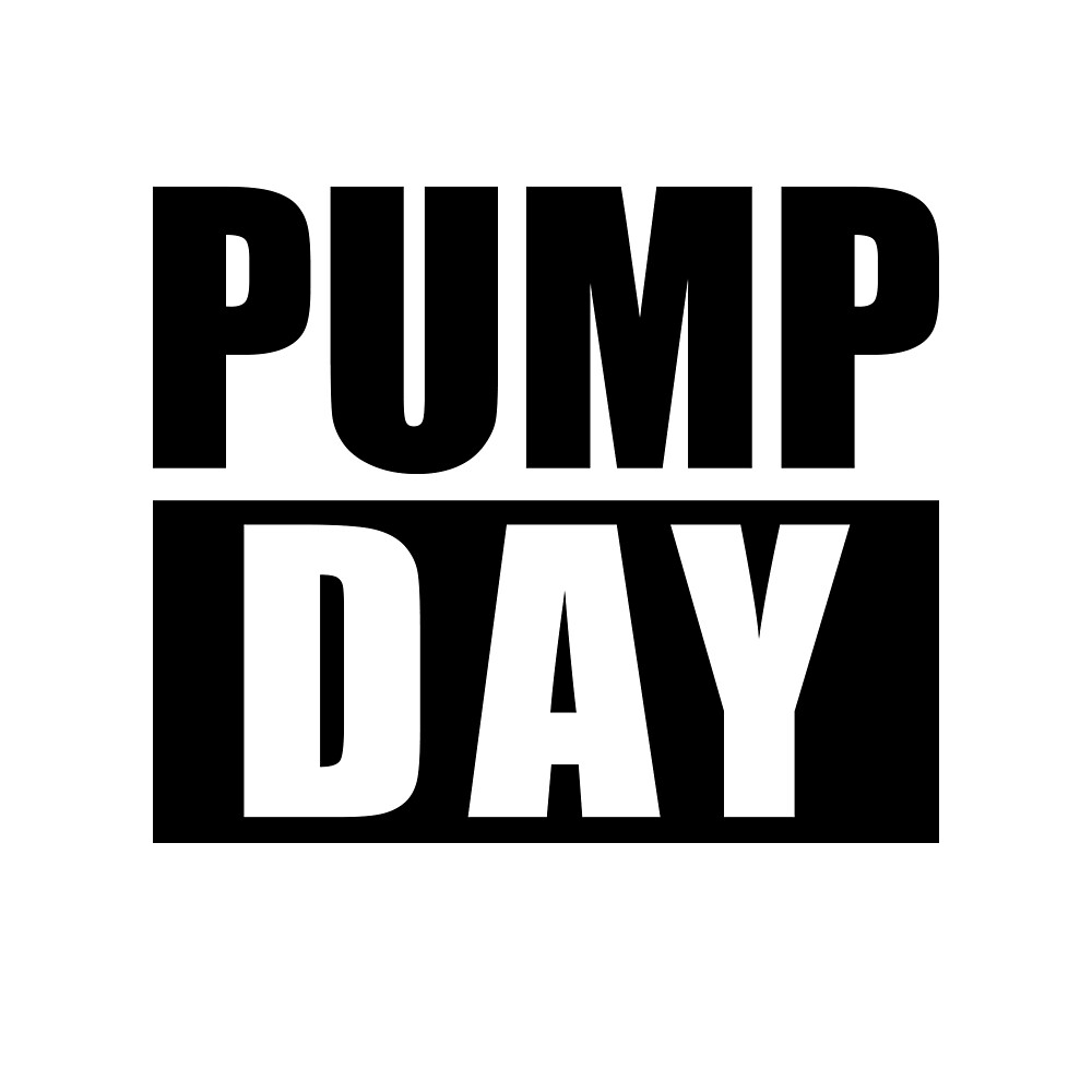Pump Day - Gym Fitness by maniacfitness