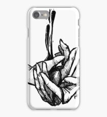 Space Hands iPhone Case/Skin