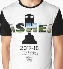 2017-18 Ashes Venues Graphic T-Shirt