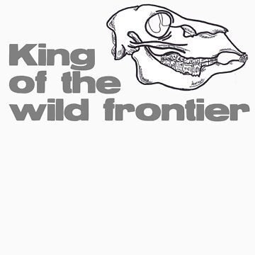 King Of The Wild Frontier by AmorYMiente