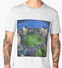 Surreal Suburbia Men's Premium T-Shirt